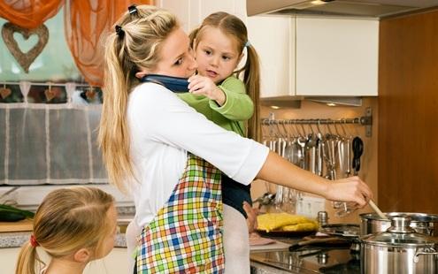 Ценность домохозяйки